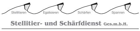 Stellitier- und Schärfdienst GmbH | Mondsee Oberösterreich  Logo